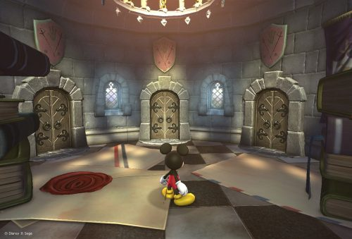 Castle of Illusion HD remake announced for Summer release