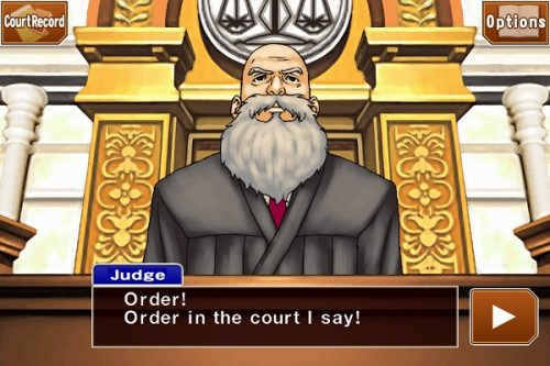 Phoenix Wright Trilogy HD on iOS delayed to July
