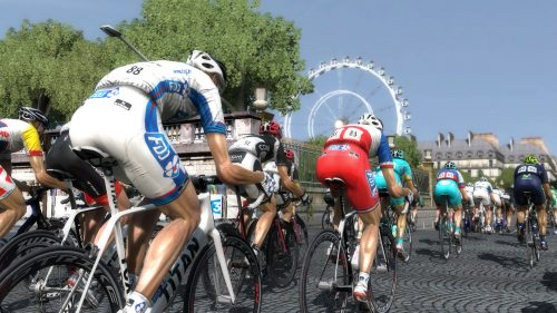 Screenshots Reveal 2013's Pro Cycling Titles