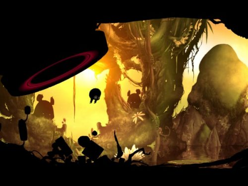 BADLAND Updated to Day II