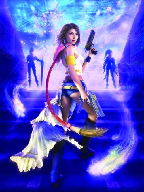 Final Fantasy X-2 HD Remaster screenshots are glorious
