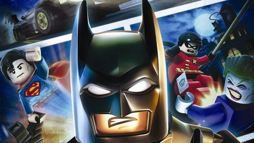 Lego Batman 2: DC Super Heroes Out For Wii U