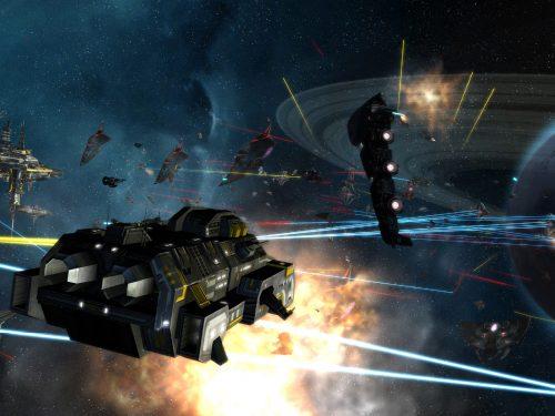 "Sins of the Solar Empire: Rebellion DLC ""Forbidden Worlds"" Arrives June 5th"