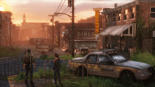 The Last of Us Hands-On: Lincoln and Pittsburgh