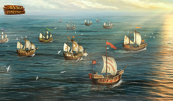 Anno Online - Shipyard, Treasure Hunt, and Optimized ...