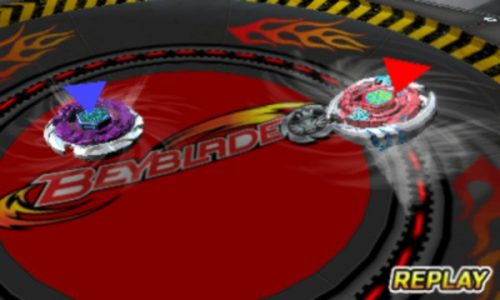 BEYBLADE: Evolution Spins Out Some New Screenshots