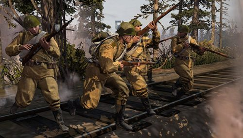 Company of Heroes 2 Goes Personal in Singleplayer Trailer