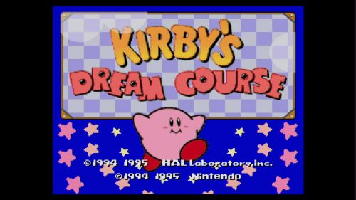 Kirby and More Puff Out to the Australian eShop