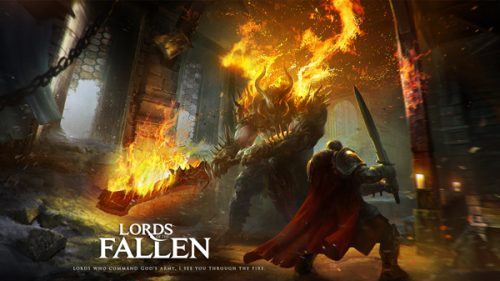 Lords of the Fallen Panel Discussion at Role Play Convention