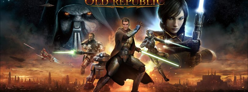 Star Wars: The Old Republic Update 2.1 Customization Now Live