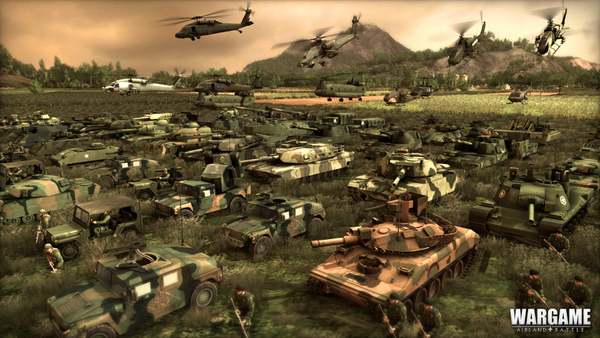 early access to wargame airland battle for linux and mac