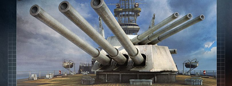 World of Warships Showcases New Screenshots