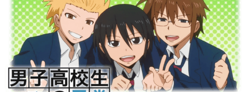 Hanabee Licenses Daily Lives of High School Boys