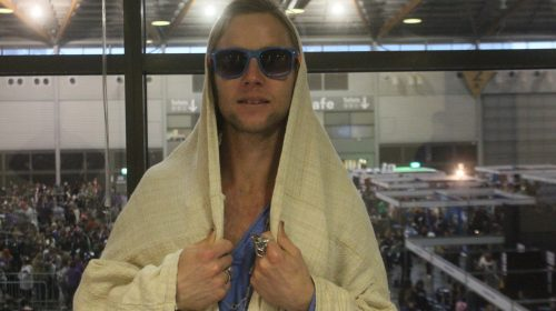 Interview with Greg Cipes