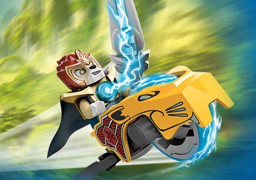 LEGO Legends of Chima Beta Announced