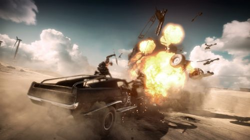 Petition for Avalanche Studios to keep Mad Max Aussie
