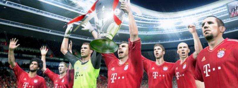 Pro Evolution Soccer 2014 to make use of the Fox Engine