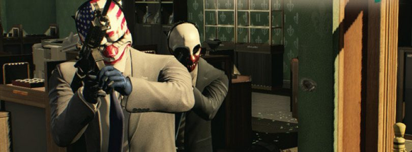 PayDay 2 E3 2013 Stage Demo