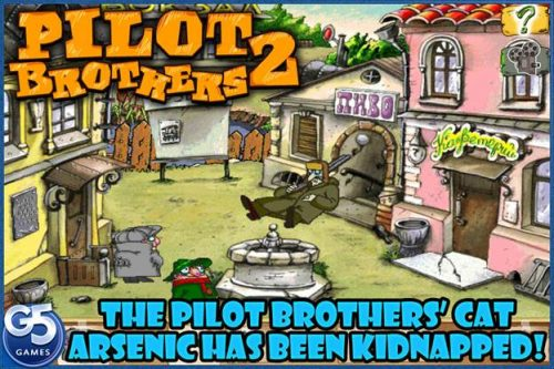 Pilot Brothers 2 Coming to iOS