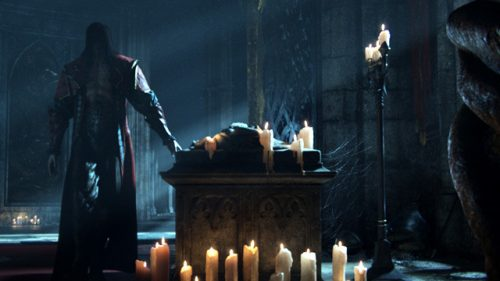 Castlevania: Lords of Shadow 2 E3 Update