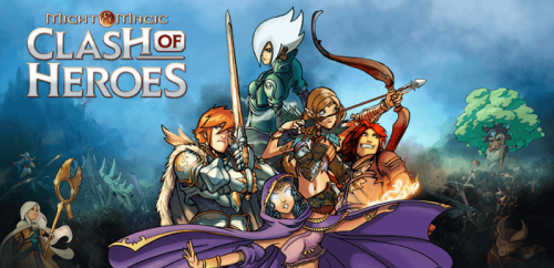 Clash of Heroes comes to Android Devices
