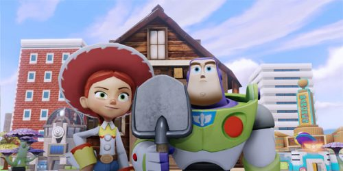Disney Infinity's Toy Box Mode Gets a New Trailer