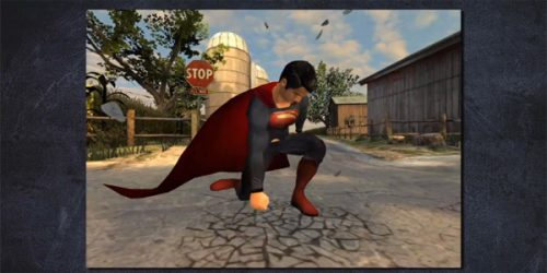 Man of Steel Soaring Onto Mobile Devices