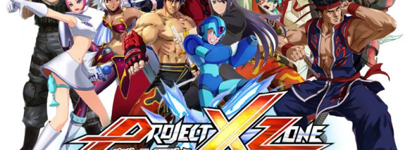 Project X Zone's New English Trailer