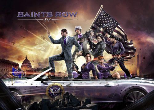 Saints Row IV Refused Classification in Australia