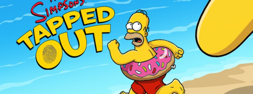 The Simpsons Tapped Out Splashes onto Amazon AppStore