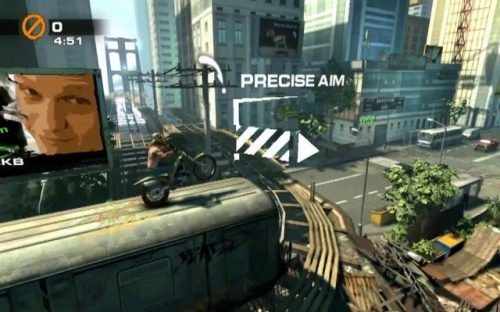 Urban Trial Freestyle Released on 3DS