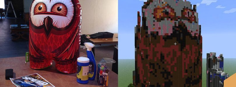 Import Real-Life Objects into Minecraft with DekkoScan