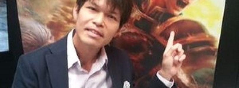Dynasty Warriors 8 Interview with Atsushi Miyauchi – PAXAus 2013