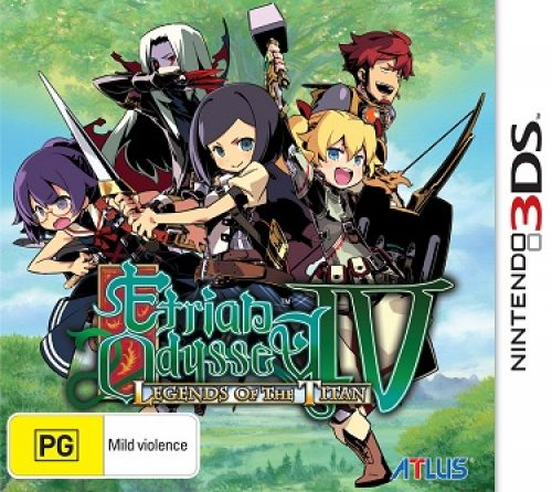 Etrian Odyssey IV: Legends of the Titan gets an Aussie release date