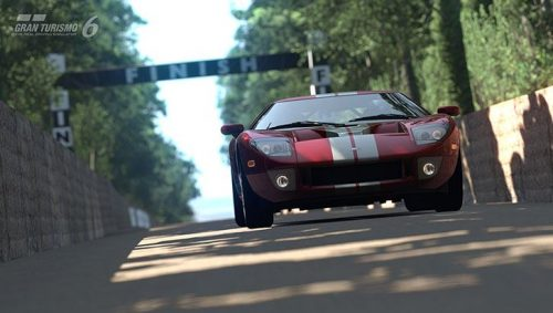 GT6 to Feature Festival of Speed's Goodwood Hill Climb