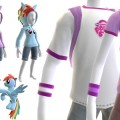 My Little Pony Avatar Items Available Now