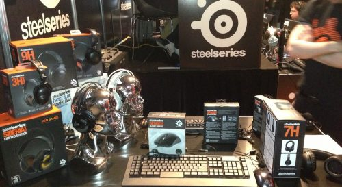 Exploring the SteelSeries Range at PAX Aus