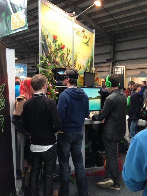We Wander with the Oculus Rift at PAX Aus