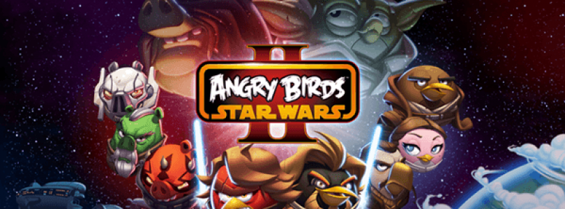 Rovio Tackles Prequels with Angry Birds Star Wars 2