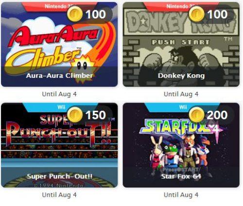 Do a Barrel Roll for July's Club Nintendo Rewards!