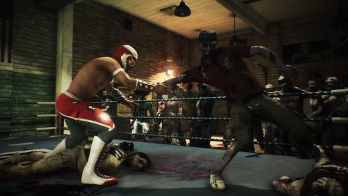 Latest Dead Rising 3 screenshots show it can be as wacky as ever