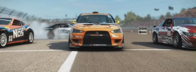 Grid 2 Skids into 1st Place with Drift Pack DLC