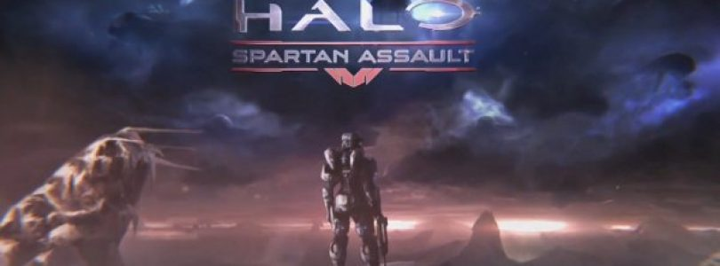 Halo: Spartan Assault Launched with Trailer