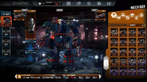 MechWarrior Tactics New Trailer and Enhancements