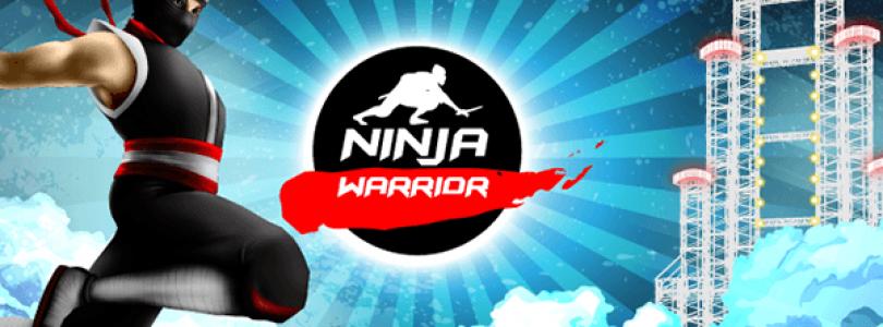 Ninja Warrior Game Leaps onto Mobile Devices
