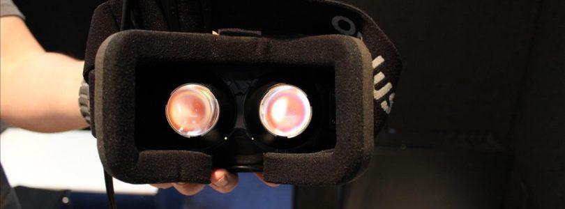 Oculus Rift hands-on Preview