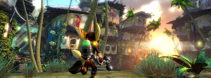 Ratchet and Clank Nexus Revealed for PS3