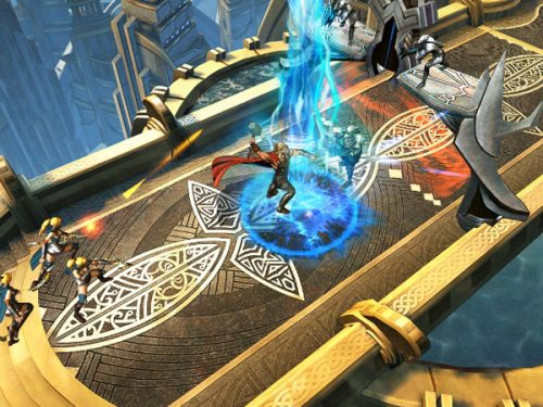 Thor: The Dark World Official Game Announced