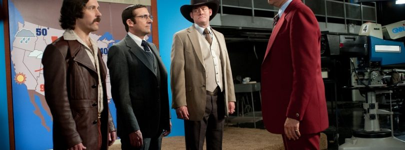 First Stills from Anchorman 2: The Legend Continues