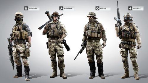 Battlefield 4's multiplayer tweaks and classes detailed